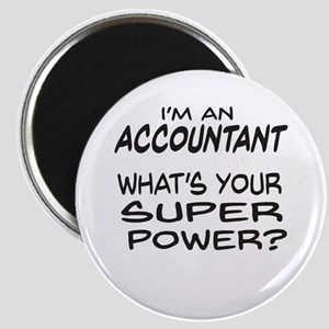 Accountant Super Power Magnets