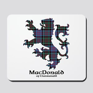 Lion-MacDonald of Clanranald Mousepad