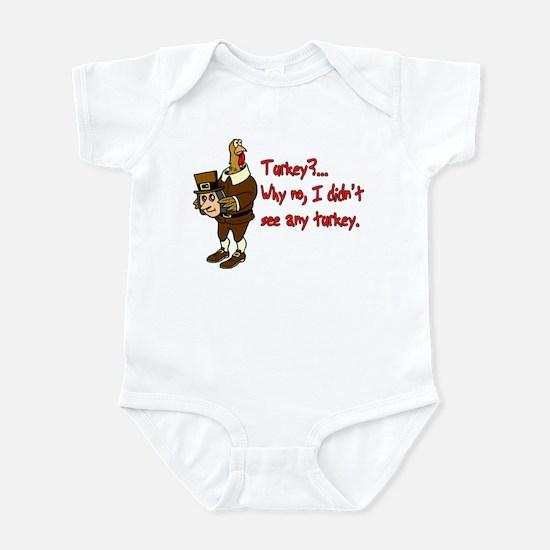 Turkey Disguise Infant Bodysuit