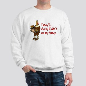 Turkey Disguise Sweatshirt