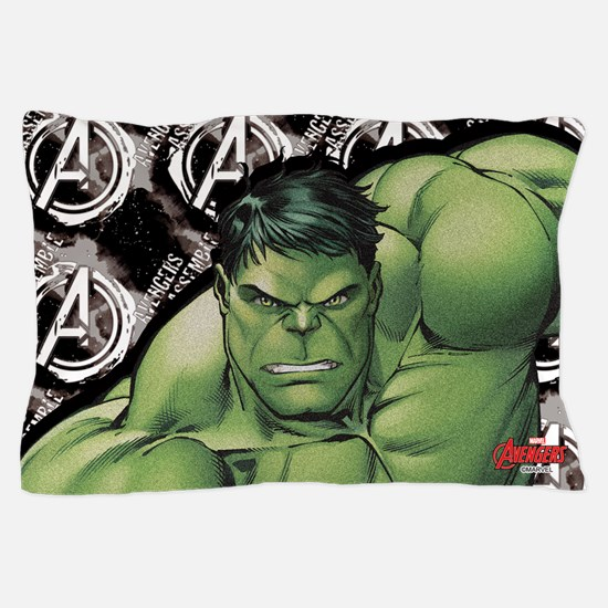 Hulk A Pillow Case