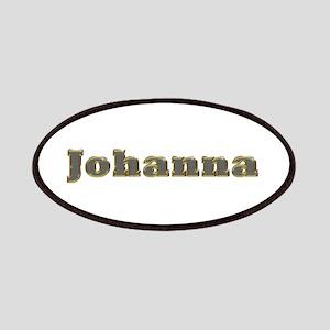 Johanna Gold Diamond Bling Patch