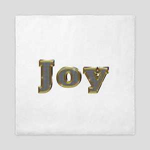 Joy Gold Diamond Bling Queen Duvet