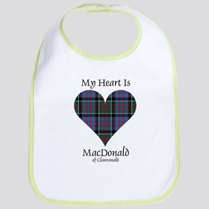 Heart-MacDonald of Clanranald Bib