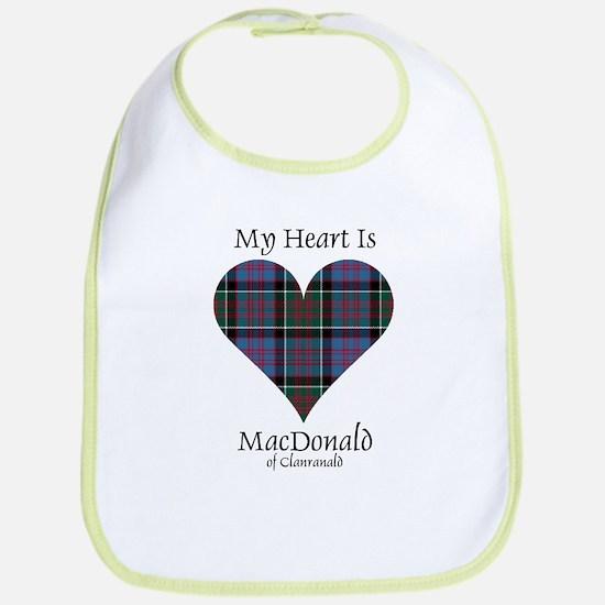 Heart-MacDonald of Clanranald Bib