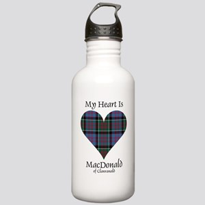 Heart-MacDonald of Cla Stainless Water Bottle 1.0L