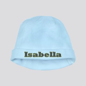 Isabella Gold Diamond Bling baby hat