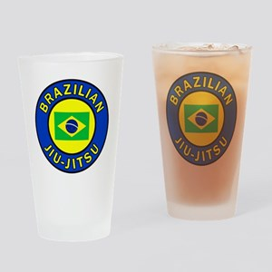 Brazilian Jiu-Jitsu Drinking Glass