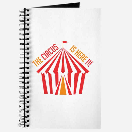 Circus is Here Journal