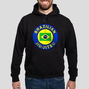 Brazilian Jiu-Jitsu Hoodie (dark)