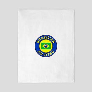 Brazilian Jiu-Jitsu Twin Duvet