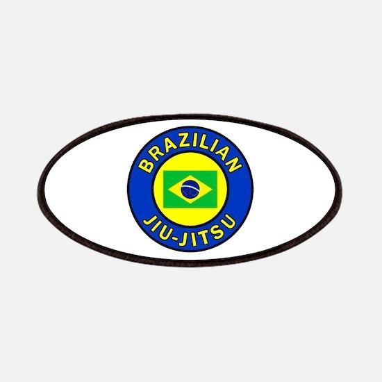 Brazilian Jiu-Jitsu Patch