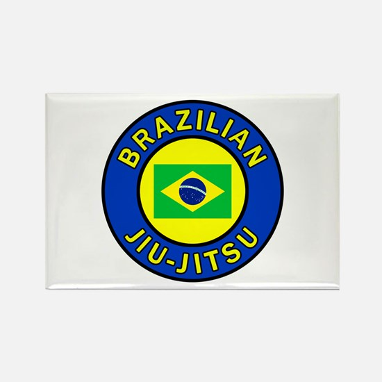 Brazilian Jiu-Jitsu Magnets