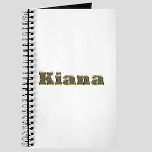 Kiana Gold Diamond Bling Journal