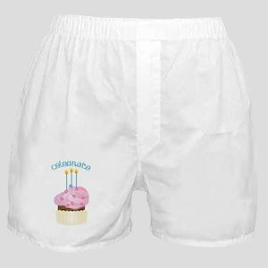Celebrate Boxer Shorts
