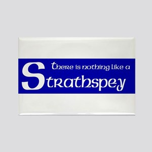 Strathspey Rectangle Magnet