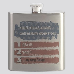 Black Sand Flask