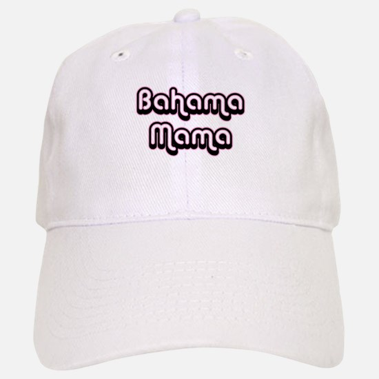 Bahama Mama Baseball Baseball Cap