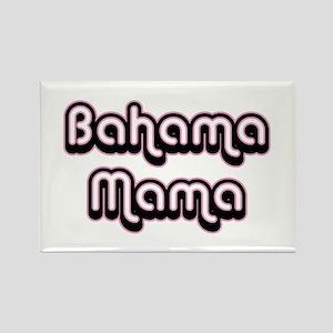 Bahama Mama Rectangle Magnet