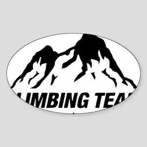 climbing Sticker