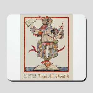 1977 Children's Book Week Mousepad