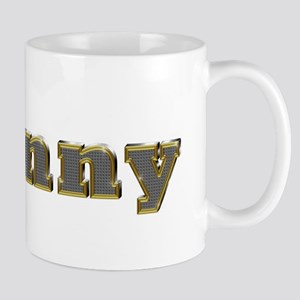 Granny Gold Diamond Bling Mugs