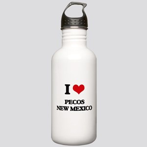 I love Pecos New Mexic Stainless Water Bottle 1.0L