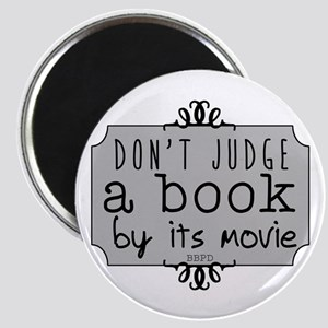 Book vs Movie Magnets