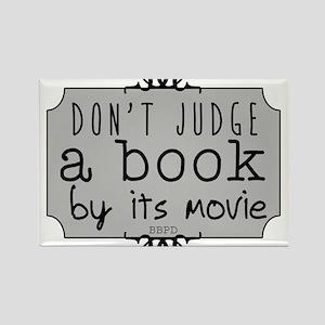 Book vs Movie Magnets