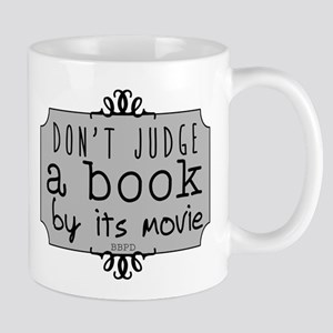 Book vs Movie Mugs