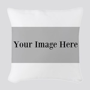 Your Image Here Element Woven Throw Pillow