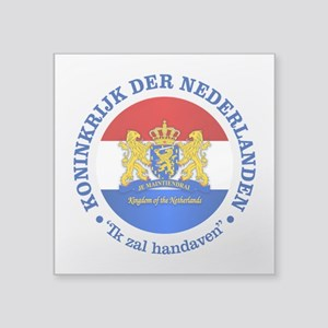 Kingdom of the Netherlands Sticker