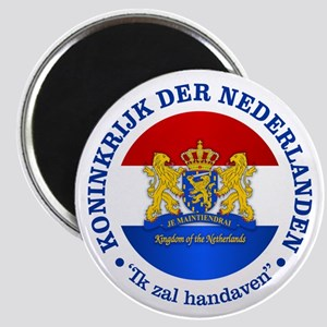 Kingdom of the Netherlands Magnets