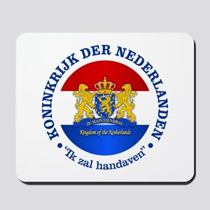 Kingdom of the Netherlands Mousepad