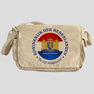 Kingdom of the Netherlands Messenger Bag