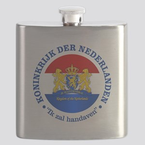 Kingdom of the Netherlands Flask