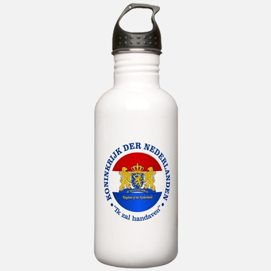 Kingdom of the Netherlands Water Bottle
