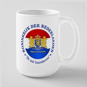 Kingdom of the Netherlands Mugs