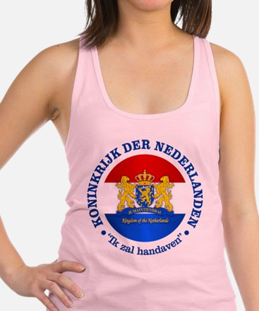 Kingdom of the Netherlands Racerback Tank Top