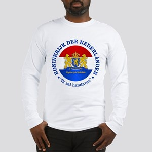 Kingdom of the Netherlands Long Sleeve T-Shirt