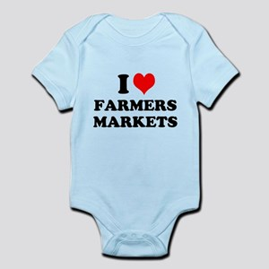 Farmers Markets Body Suit