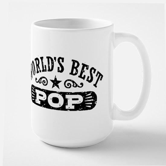 World's Best Pop Large Mug