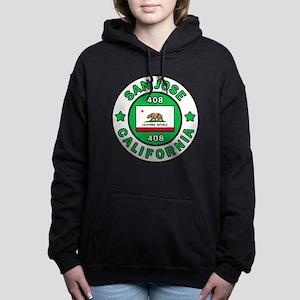 San Jose Women's Hooded Sweatshirt