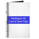 Washington DC Land of Speed Traps Journal