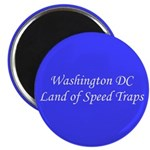 Washington DC Land of Speed Traps 2.25