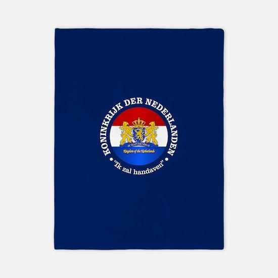 Kingdom of the Netherlands Twin Duvet