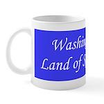 Washington DC Land of Speed Traps Mug