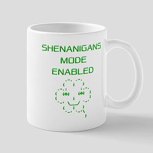 Shenanigans Mode Enabled Mug