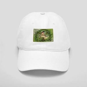 vintage St Patricks Day Cap