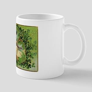 vintage St Patricks Day Mugs